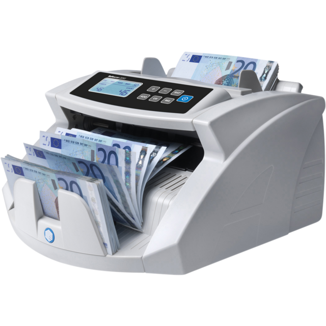 Safescan® Money counter, type: 2250, PS, white 1