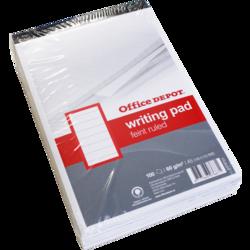 Schrijfbloks for Office depot bestellen