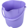 Qleaniq® Bucket, PP, 15L, purple