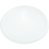 Rubbermaid Deksel, rond, 343x343x30mm, wit