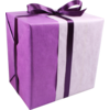 Gift-wrapping paper, 50cm, 260m, 50gr/m², 660, purple/Lilac