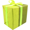 Gift-wrapping paper, 50cm, 260m, 661, green/Olive Green