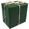 Gift-wrapping paper, 30cm, 250m, 892, green