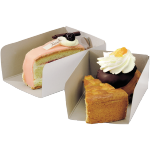 Pastry bag interior, 500gr, 8cm, Carton, blanc