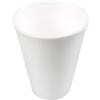 Depa, Sauce cup, EPS, 290ml, 10oz, 104mm,  white