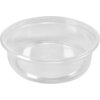 Container, PP, 250ml, Ø101mm, plastic cup, transparent