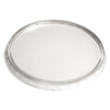 Lid, PP, round, Ø115mm, transparent