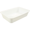 Container, PP, 500cc, 172x120x35mm, white