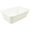 Container, PP, 750cc, 172x120x50mm, white