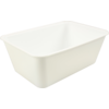 Container, PP, 1000cc, 172x120x60mm, white