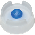 FIFO bottle™ Kappe, LDPE, blau