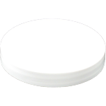 Cap, PP, 70mm, white