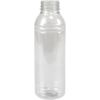 Bottle, pET bottle, PET, round, 500cc, transparent