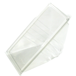 Blister, sandwichbox, PP, 75x85x160mm, transparent