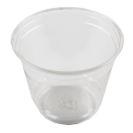 Depa, Plastic cup, PP, 270ml, 75mm,  transparent