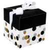 LOVLY® Box, Confetti, pop-up10x10x10cm,