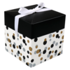 LOVLY® Box, Confetti, pop-up15x15x15cm,