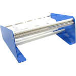 Label dispenser, PS, blue