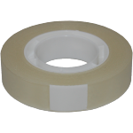 Officetape, PP, 12mm, 33m, transparant