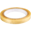 Packing tape, PVC, 12mm, 66m, transparent