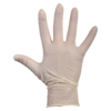 ComFort Gloves , Latex, powdered, M, white