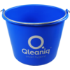 Qleaniq® Bucket, PS, 12L, blue