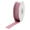 Ribbon, 22mm, 20m, oudroze