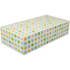 Stollen box, Cardboard, 34x16x8cm, Retro dots, Easter,
