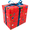 Gift-wrapping paper, 50cm, 200m, 1252,