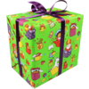 Gift-wrapping paper, 50cm, 250m, 1261,