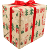 Gift-wrapping paper, 50cm, 200m, 2361,
