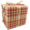 Gift-wrapping paper, 30cm, 200m, 2362,
