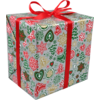 Gift-wrapping paper, 30cm, 200m, 2392,