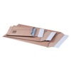 Envelope, Mailing envelope, 50x250x360mm, strip, brown