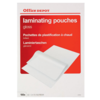 Office Depot Laminating sleeve, PP, 297x420mm, A3, Transparent.