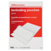 Office Depot Laminating sleeve, PP, 148x210mm, A5, Transparent.